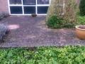 terras reiniging